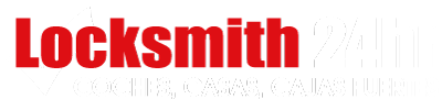 locksmith logotipo cerrajería Marbella y Estepona